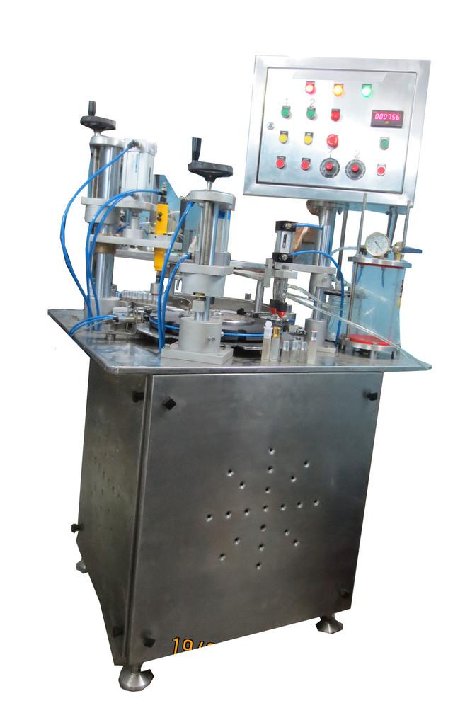ROLLON PERFUME FILLING MACHINE