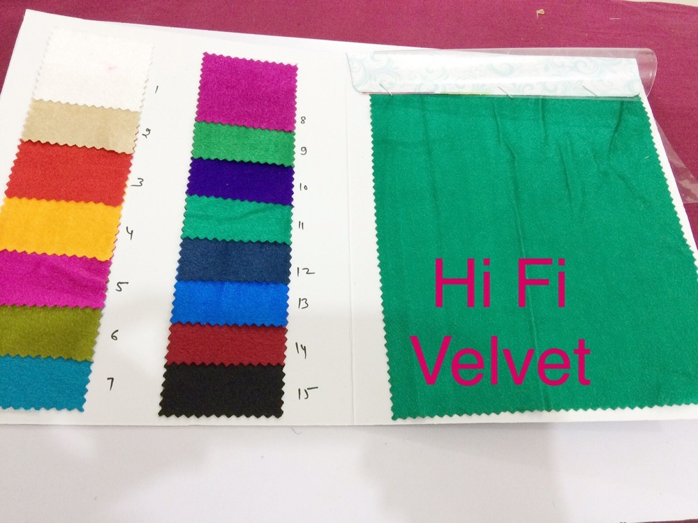 Hi Fi Velvet 1202
