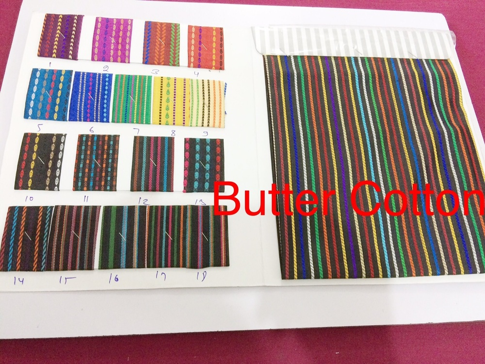 Buttor Cotton Blouse Fabrics