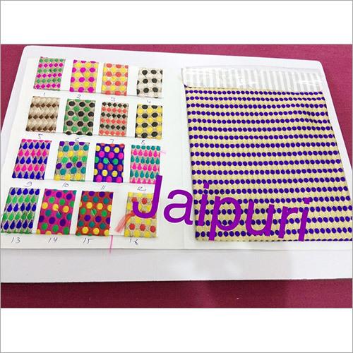 Jalpuri Blouse Fabrics