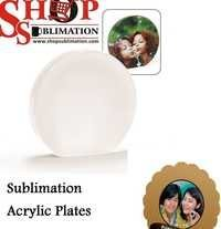 Sublimation Acrylic Plates