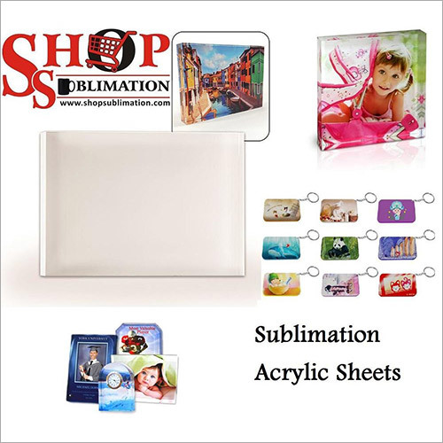 Sublimation Acrylic Sheet
