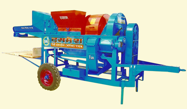 Thresher Machine