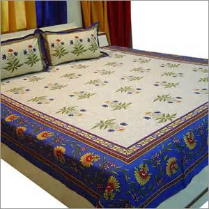 Designer Printed Bedsheet