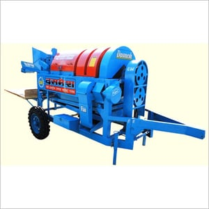 Agricultural Thresher Machine