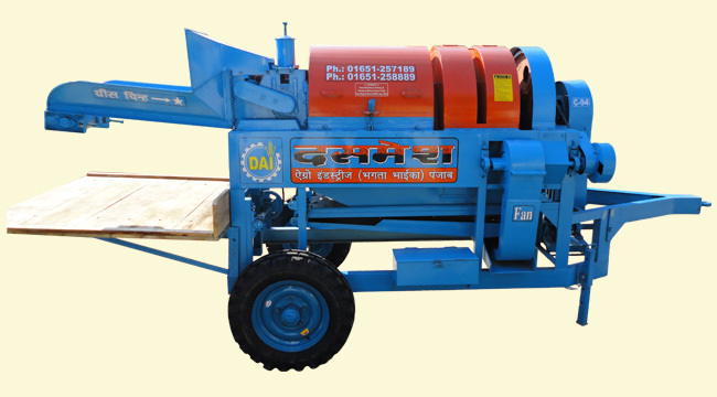 Maize Thresher