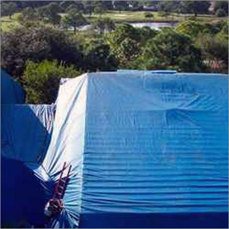 HDPE Fumigation Cover