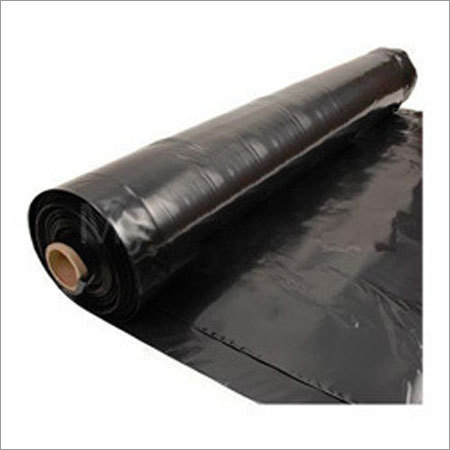 Black LDPE Tarpaulin