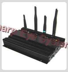 Super Mobile Phone Jammer