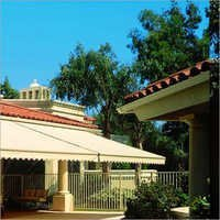 Retractable Arm Awnings