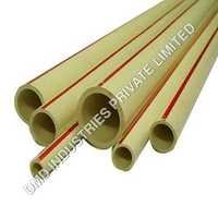 CPVC Pipes for Chemical Industry