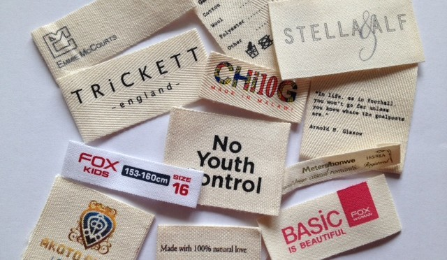 Cotton-labels