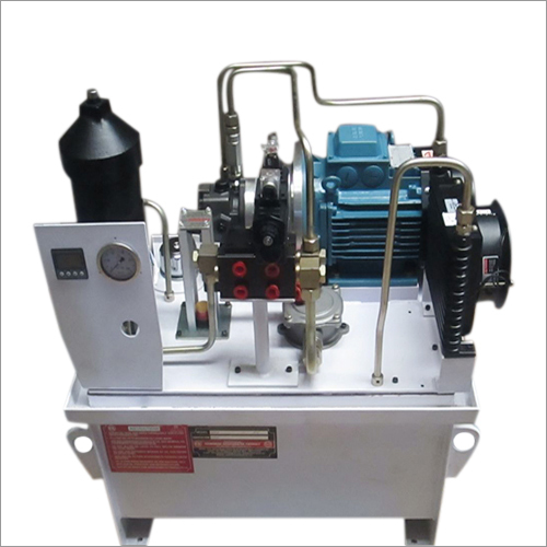 Hydraulic Clamping Unit