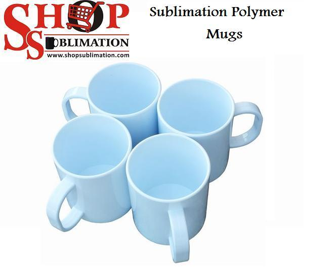 Sublimation Polymer Mugs