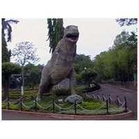 FRP Dinosaur Figure