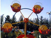 Garden Joint Wheel