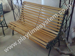 Wood Outdoor Benches