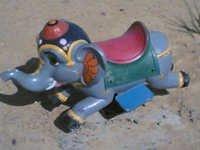 FRP Spring Elephant