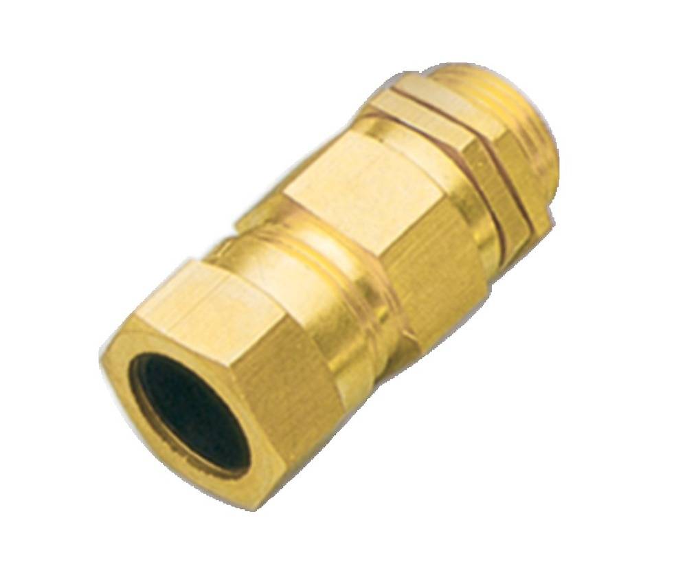 CW 4 Part Brass Cable Gland
