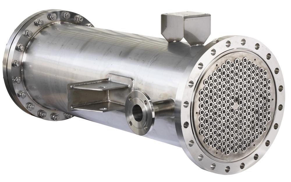 Single Heat Exchanger