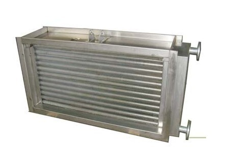 Window Heat Exchanger