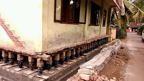 Hospital Building Lifting In Kerala