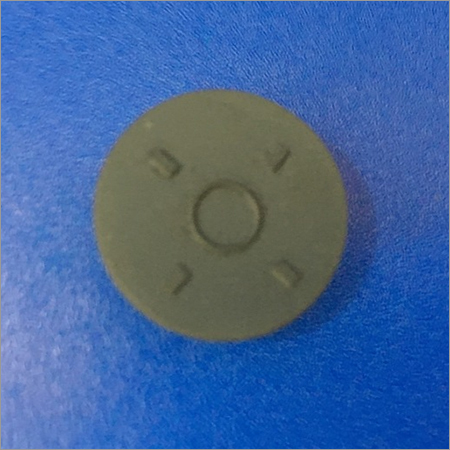 Bromo Slotted Rubber Stopper