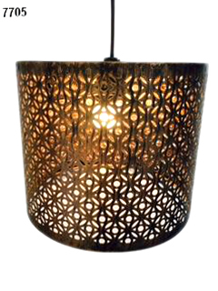 Etched Lamps
