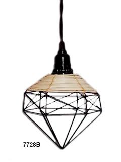 Jute Pendant Lamp Shade