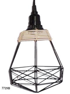 Jute Lamps
