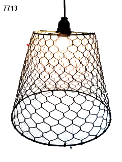 Wire Lamps
