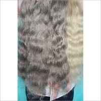 Natural Silver Grey Hair