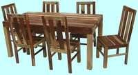Designer Wooden Dining Table Set