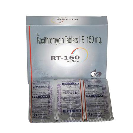 Roxythromycin Tablets