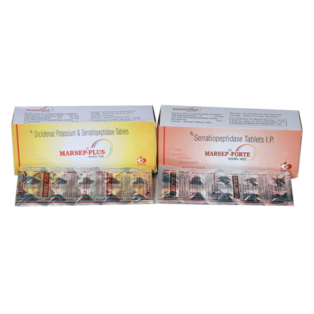 Serratiopepidase Tablets