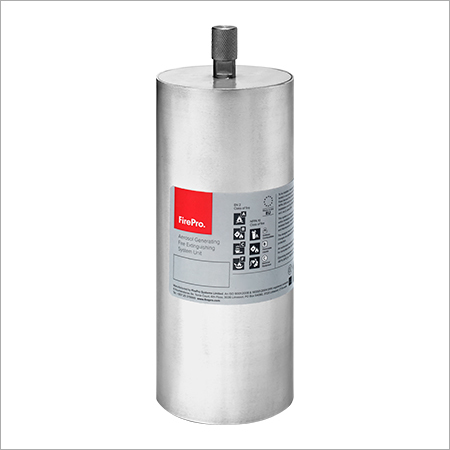 Manual Aerosol Fire Extinguisher Unit-HERO