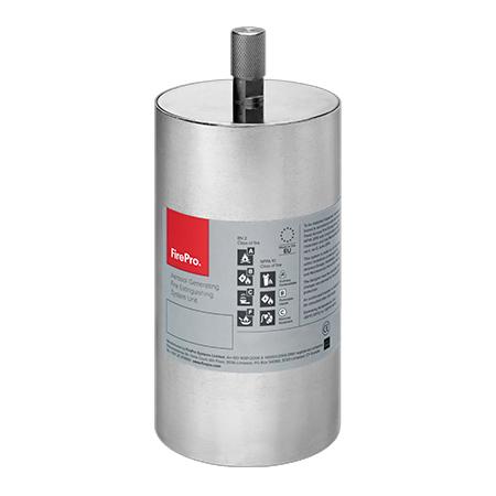 Condensed Aerosol Fire Extinguishing System