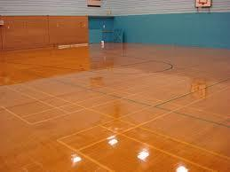 BADMINTON COURT REPAIR / RENOVATION