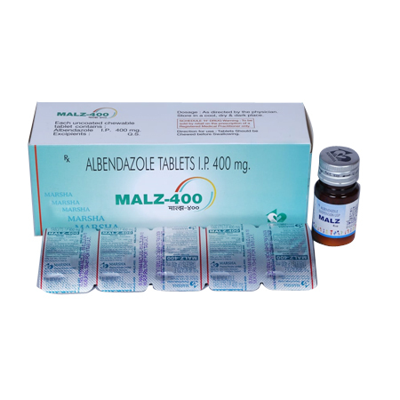Albendazole Tablets / Suspension