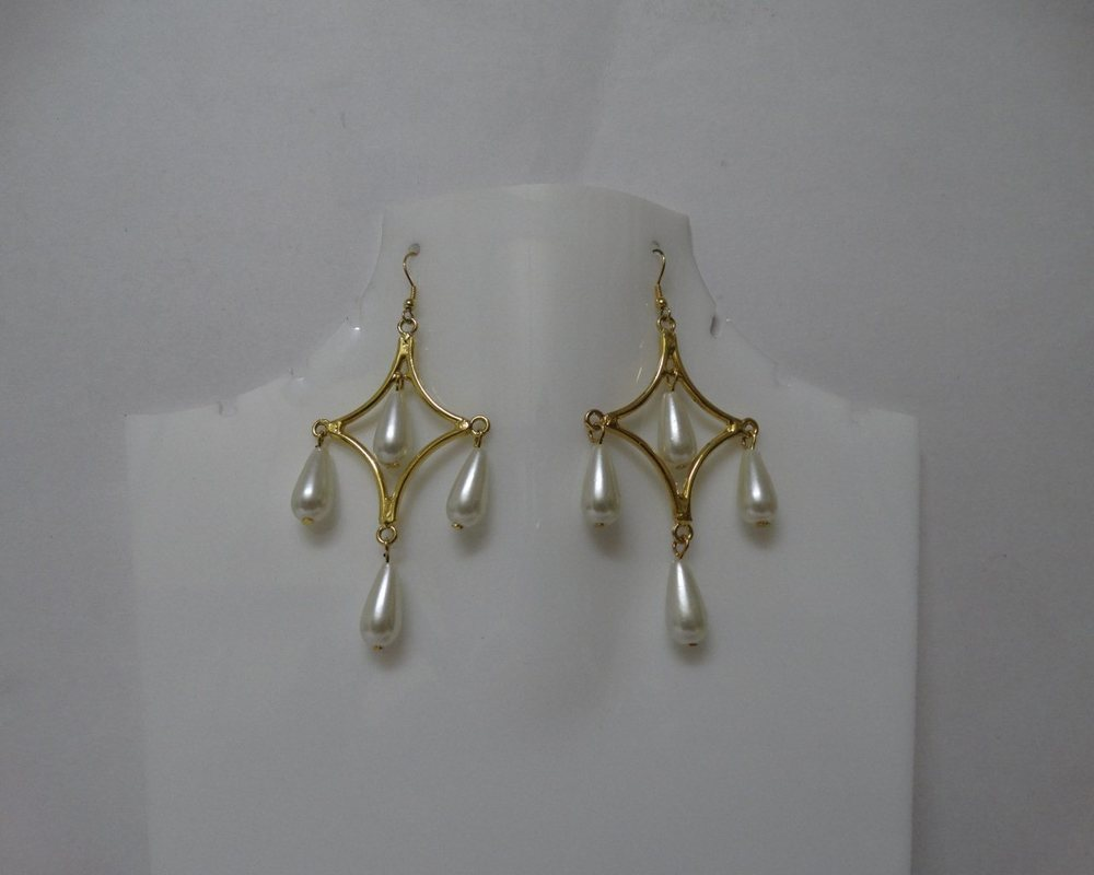 Hand Crafted Earring