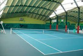 Synthetic Tennis Court Flooring