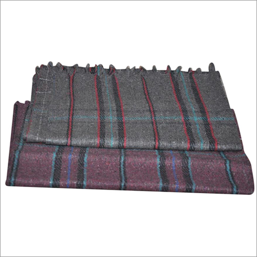 Synthetic Shoddy Blanket