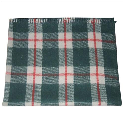 Shoddy Check Blanket