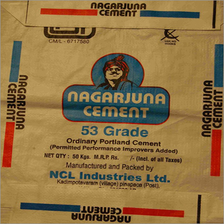 53 Grade Ordinary Portland Cement