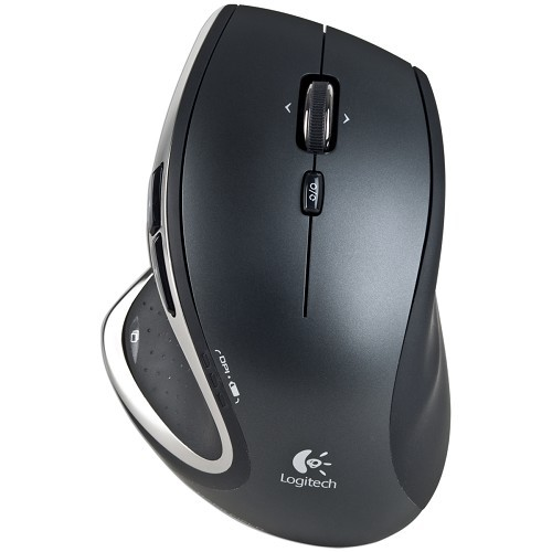 Logitech Wireless Lazer Mouse - ACCURATE IT & SECURITY, Shop