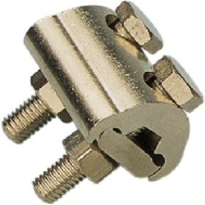 Earthing Clamp 2 Bolt