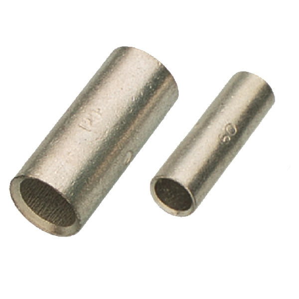 Tinned Copper Compression Ferrule Links