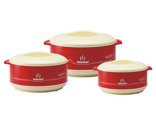 Milton Buffet Junior (Set - 3 Pcs)