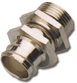 Nickel Plated Adaptor With Cap Swievel type