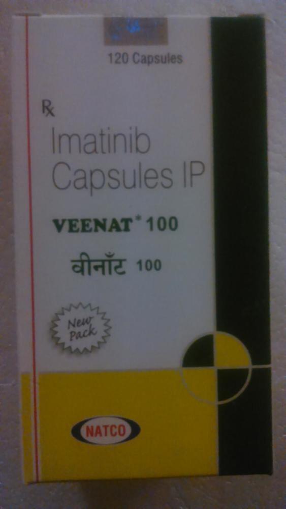 Imatinib Capsules IP 100